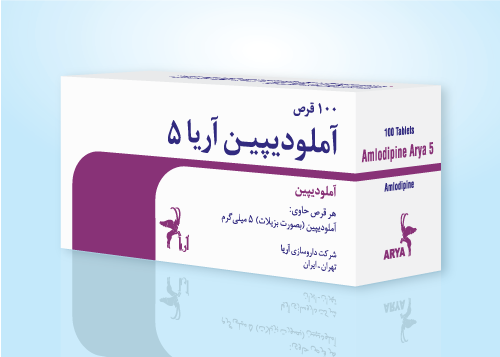 3D-Amlodipine-5-FA-P