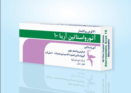 3D-Atovastatine-10-FA-P