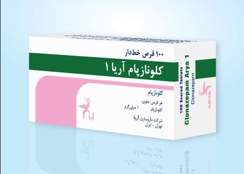 3D-Clonazepam-1-FA-P
