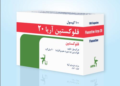 3D-Fluoxetine-20-FA-P
