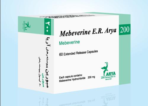 3D-Mebeverine-200